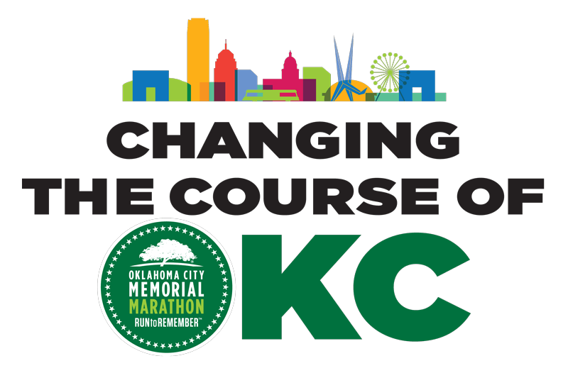 Help Us Change the Course of OKC! | Oklahoma City Memorial Marathon